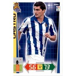 Castro Real Sociedad 285 Adrenalyn XL La Liga 2012-13
