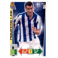 Aguirretxe Real Sociedad 287 Adrenalyn XL La Liga 2012-13