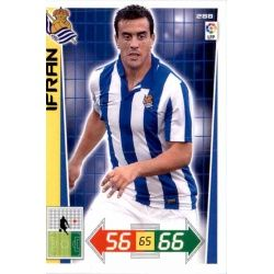 Ifrán Real Sociedad 288 Adrenalyn XL La Liga 2012-13