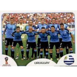 Alineación Uruguay 93