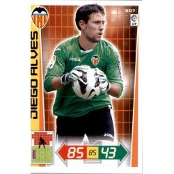 Diego Alves Valencia 307 Adrenalyn XL La Liga 2012-13