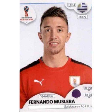Fernando Muslera Uruguay 94 Uruguay
