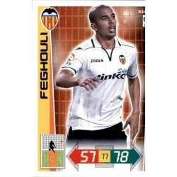 Feghouli Valencia 318 Adrenalyn XL La Liga 2012-13