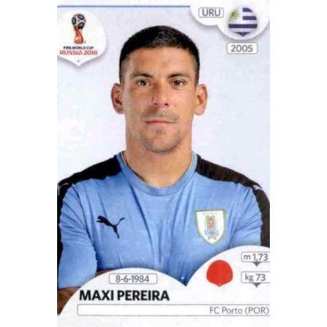 Maxi Pereira Uruguay 95 Uruguay
