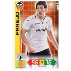Parejo Valencia 320 Adrenalyn XL La Liga 2012-13