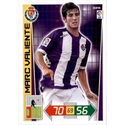 Marc Valiente Valladolid 329 Adrenalyn XL La Liga 2012-13