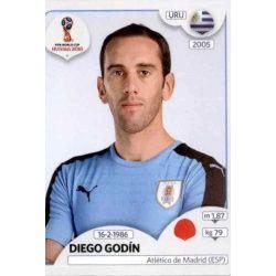 Diego Godín Uruguay 96