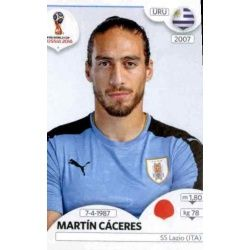 Martín Cáceres Uruguay 97