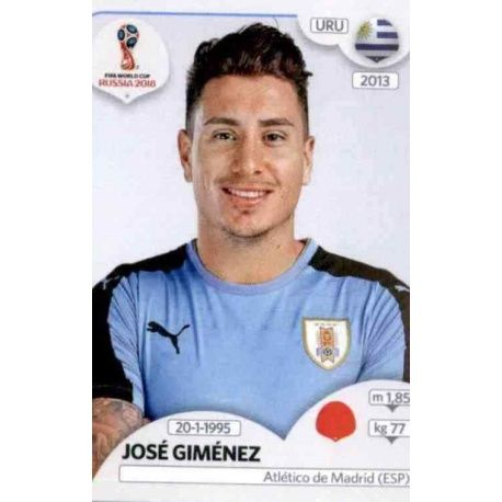 José Giménez Uruguay 98 Uruguay