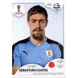 Sebastián Coates Uruguay 99