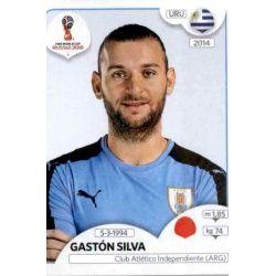 Gastón Silva Uruguay 100