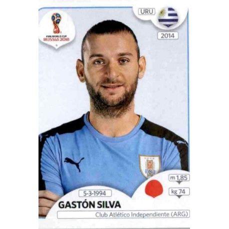 Gastón Silva Uruguay 100 Uruguay