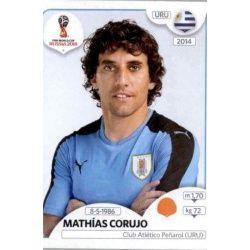 Mathías Corujo Uruguay 101