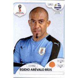 Egidio Arévalo Ríos Uruguay 102