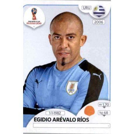 Egidio Arévalo Ríos Uruguay 102 Uruguay