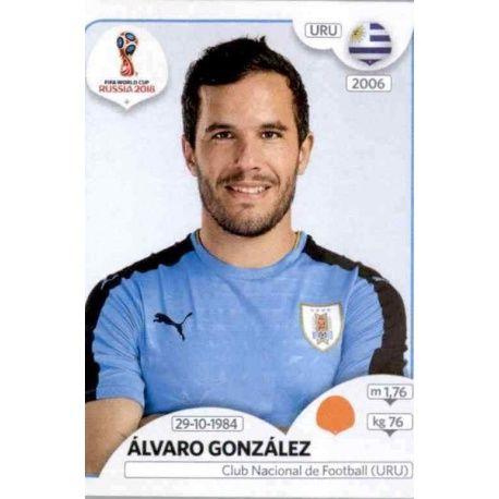 Álvaro González Uruguay 103 Uruguay