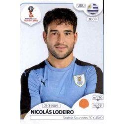 Nicolás Lodeiro Uruguay 104