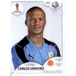 Carlos Sánchez Uruguay 105