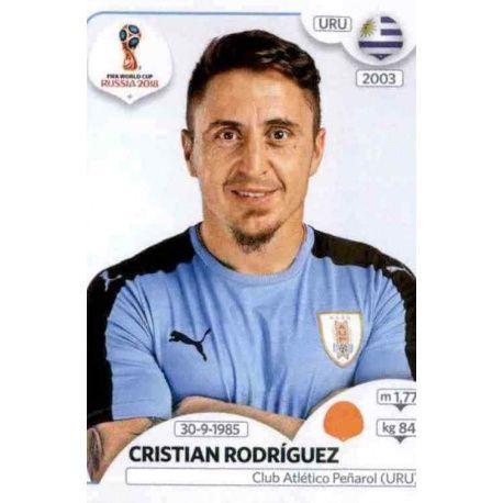 Cristian Rodríguez Uruguay 106 Uruguay