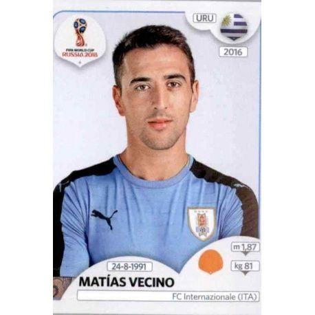 Matías Vecino Uruguay 107 Uruguay