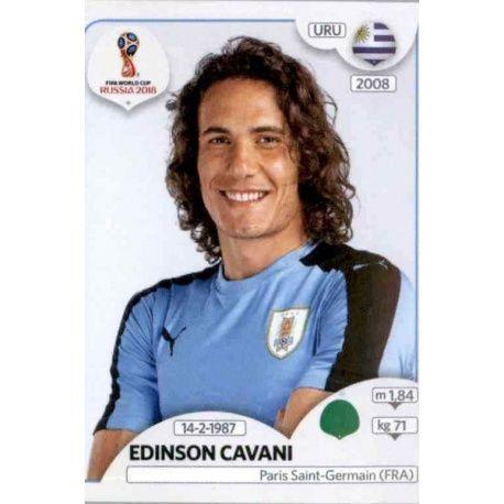 Edinson Cavani Uruguay 108 Uruguay