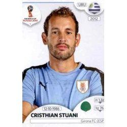 Cristhian Stuani Uruguay 110