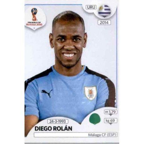 Diego Rolan Uruguay 111 Uruguay
