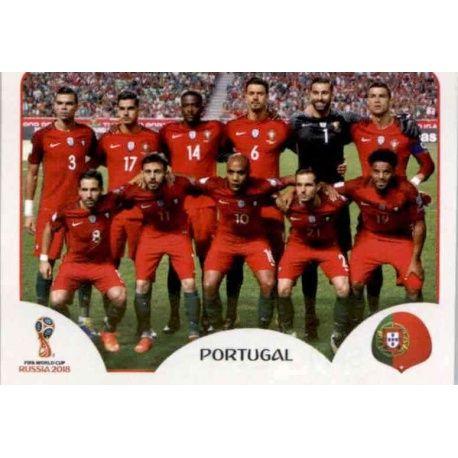 Alineación Portugal 113 Portugal