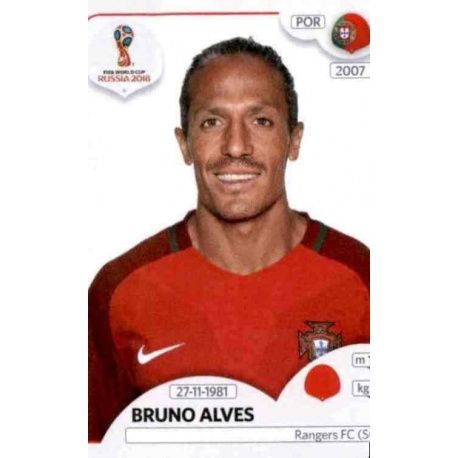 Bruno Alves Portugal 115 Portugal