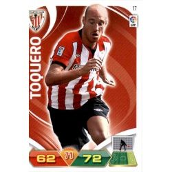 Toquero Athletic Club 17 Adrenalyn XL La Liga 2011-12