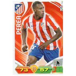 Perea Atlético Madrid 21 Adrenalyn XL La Liga 2011-12
