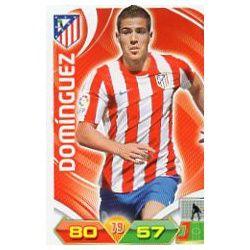 Domínguez Atlético Madrid 24 Adrenalyn XL La Liga 2011-12