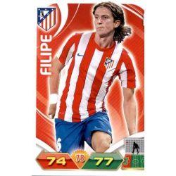 Filipe Atlético Madrid 25 Adrenalyn XL La Liga 2011-12