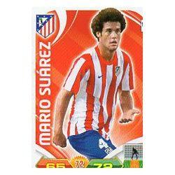 Mario Suárez Atlético Madrid 27 Adrenalyn XL La Liga 2011-12