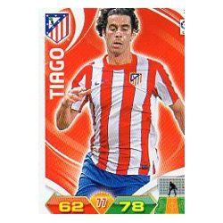 Tiago Atlético Madrid 30 Adrenalyn XL La Liga 2011-12