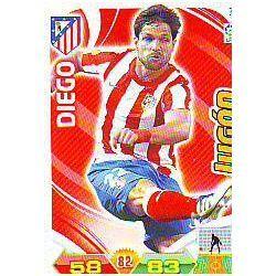 Diego Atlético Madrid 31 Adrenalyn XL La Liga 2011-12
