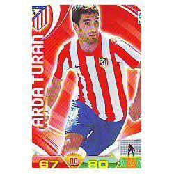 Arda Turan Atlético Madrid 32 Adrenalyn XL La Liga 2011-12