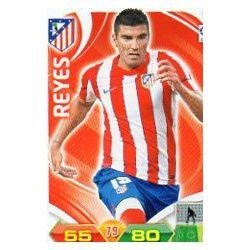 Reyes Atlético Madrid 36 Adrenalyn XL La Liga 2011-12