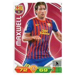 Maxwell Barcelona 42 Adrenalyn XL La Liga 2011-12