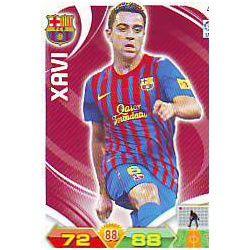 Xavi Barcelona 47 Adrenalyn XL La Liga 2011-12