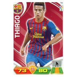 Thiago Barcelona 49 Adrenalyn XL La Liga 2011-12
