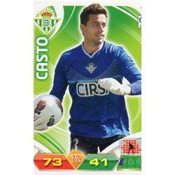 Casto Betis 55 Adrenalyn XL La Liga 2011-12