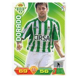 Dorado Betis 59 Adrenalyn XL La Liga 2011-12