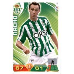 Nacho Betis 61 Adrenalyn XL La Liga 2011-12