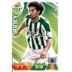 Iriney Betis 62 Adrenalyn XL La Liga 2011-12