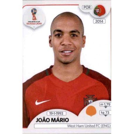João Mário Portugal 122 Portugal