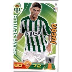 Salva Sevilla Betis 65 Adrenalyn XL La Liga 2011-12