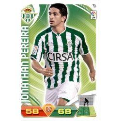 Jonathan Pereira Betis 70 Adrenalyn XL La Liga 2011-12