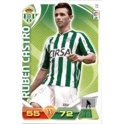 Rubén Castro Betis 72 Adrenalyn XL La Liga 2011-12