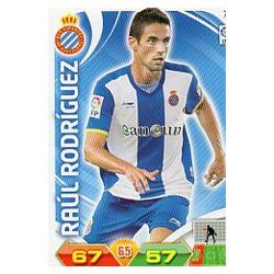 Raúl Rodríguez Espanyol 75 Adrenalyn XL La Liga 2011-12